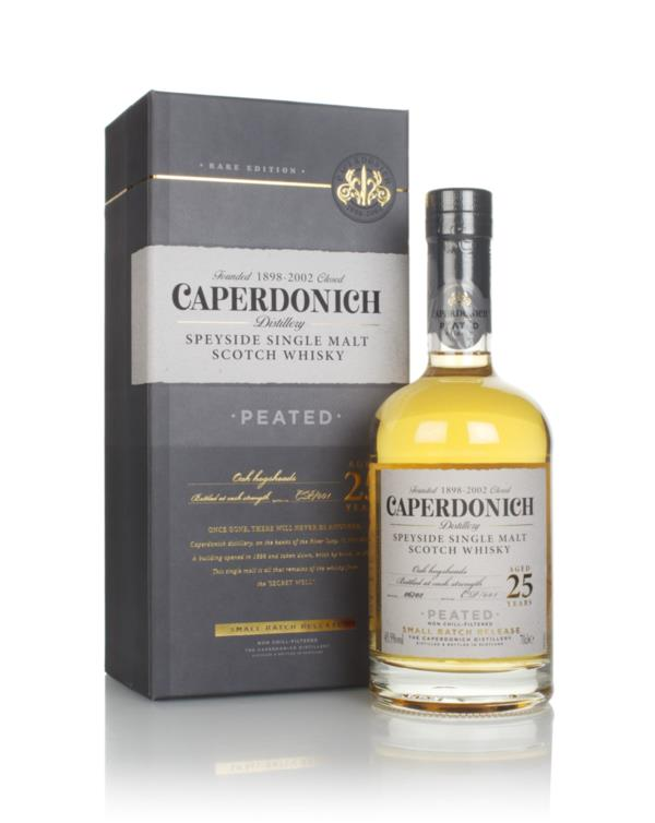 Caperdonich 25 Year Old Peated - Secret Speyside Collection Single Malt Whisky