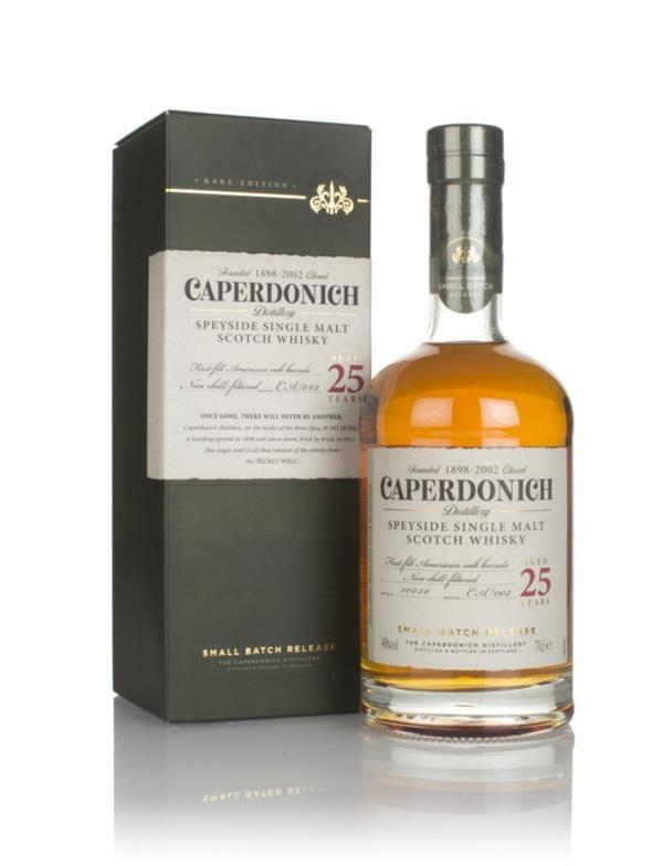 Caperdonich 25 Year Old - Secret Speyside Collection Single Malt Whisky