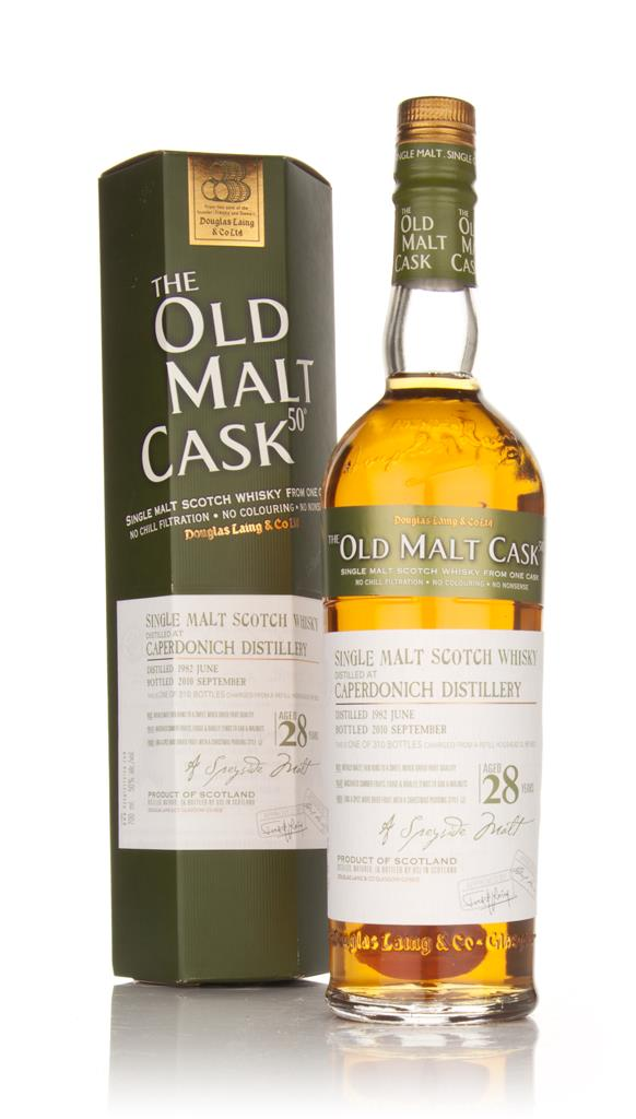Caperdonich 28 Year Old 1982 - Old Malt Cask (Douglas Laing) Single Malt Whisky