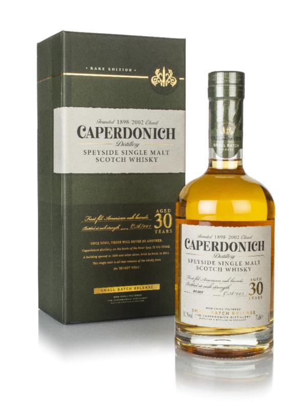 Caperdonich 30 Year Old - Secret Speyside Collection Single Malt Whisky