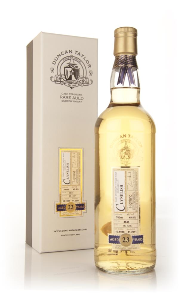 Clynelish 23 Year Old 1988 - Dimensions (Duncan Taylor) Single Malt Whisky