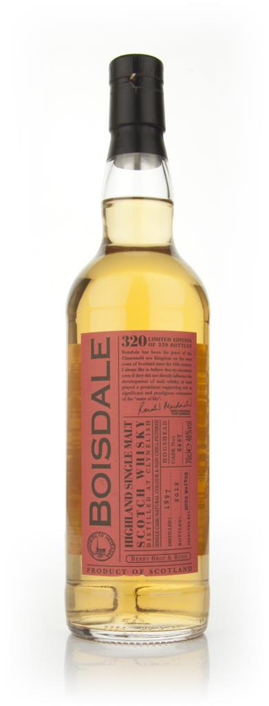 Clynelish 14 Year Old 1997 Boisdale (Berry Brothers and Rudd) Single Malt Whisky
