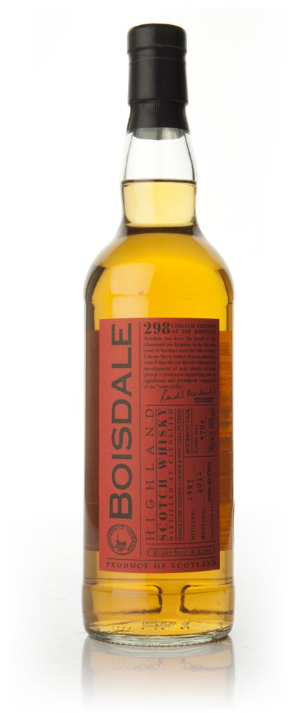 Clynelish 14 Year Old 1997 - Boisdale Collection Single Malt Whisky