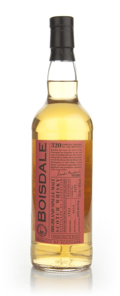 Clynelish 15 Year Old 1997 - Boisdale Collection Single Malt Whisky