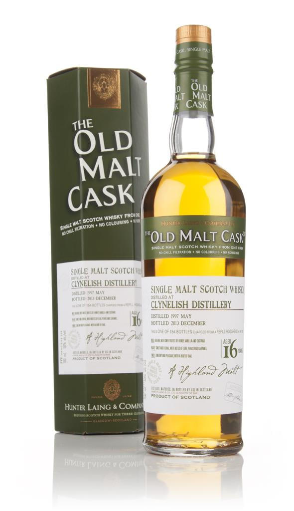 Clynelish 16 Year Old 1997 (cask 10227) - Old Malt Cask (Hunter Laing) Single Malt Whisky