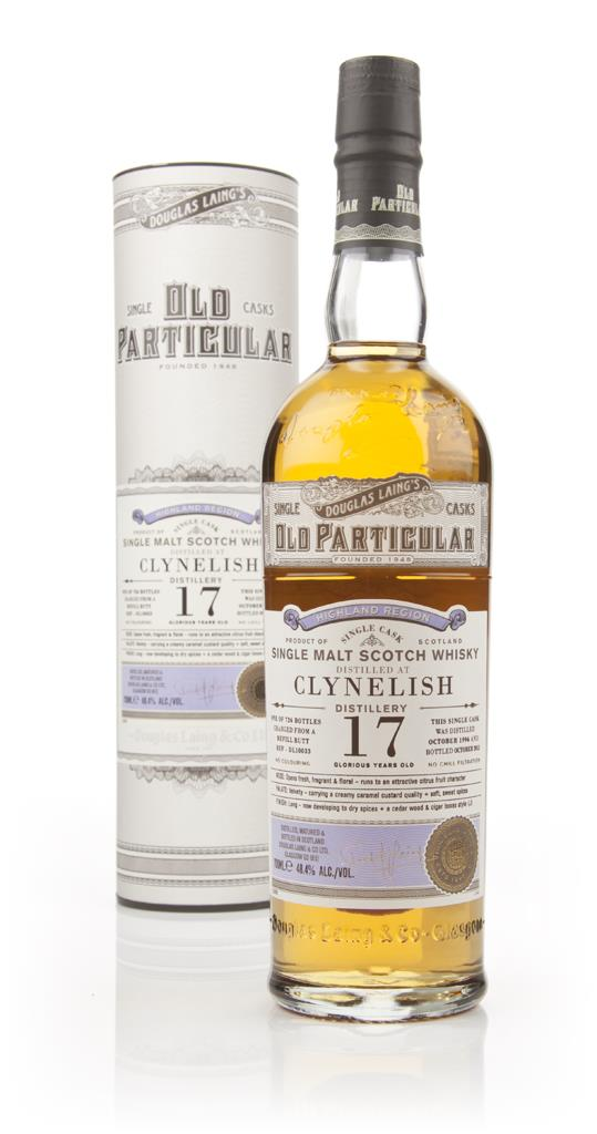 Clynelish 17 Year Old 1996 (cask 10033) - Old Particular (Douglas Lain Single Malt Whisky