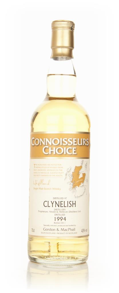 Clynelish 1994 - Connoisseurs Choice (Gordon & Macphail) Single Malt Whisky