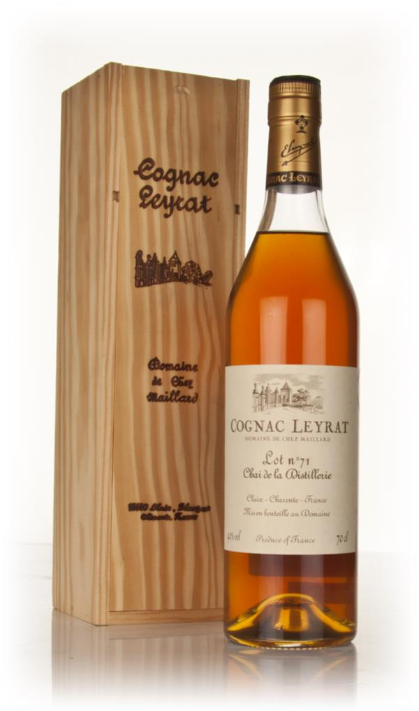 Cognac Leyrat Lot 71 Chai de la Distillerie Single Malt