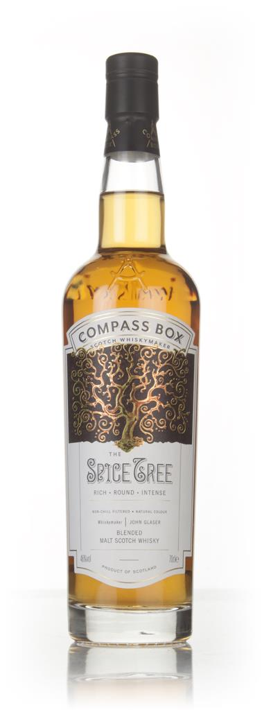 Compass Box Spice Tree Blended Malt Whisky