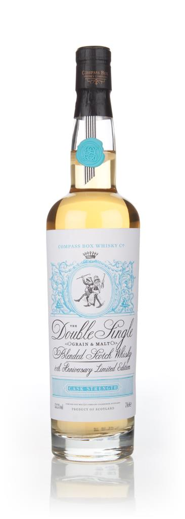 Compass Box Double Single 10th Anniversary Blended Whisky