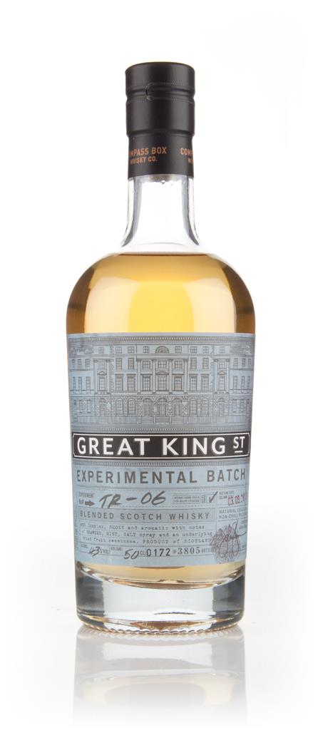 Compass Box Great King Street Experimental Batch #TR-06 Blended Whisky