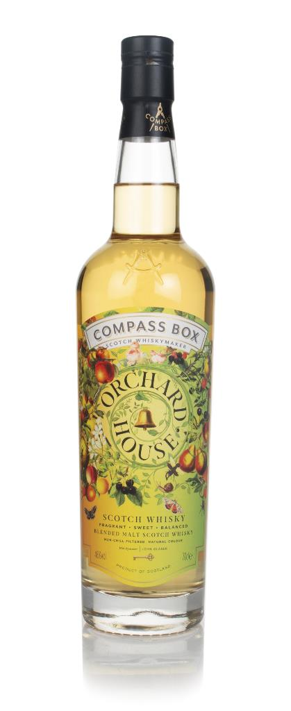 Compass Box Orchard House Blended Malt Whisky