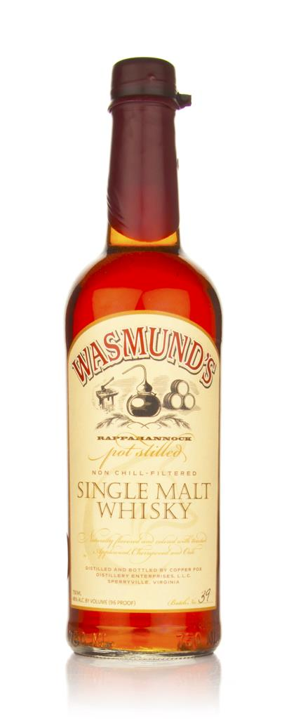Wasmunds Single Malt Whisky Single Malt Whiskey