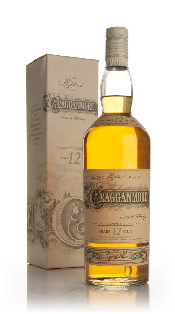 Cragganmore 12 Year Old 1l Single Malt Whisky