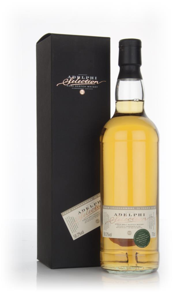 Cragganmore 26 Year Old 1986 (cask 1489) (Adelphi) Single Malt Whisky