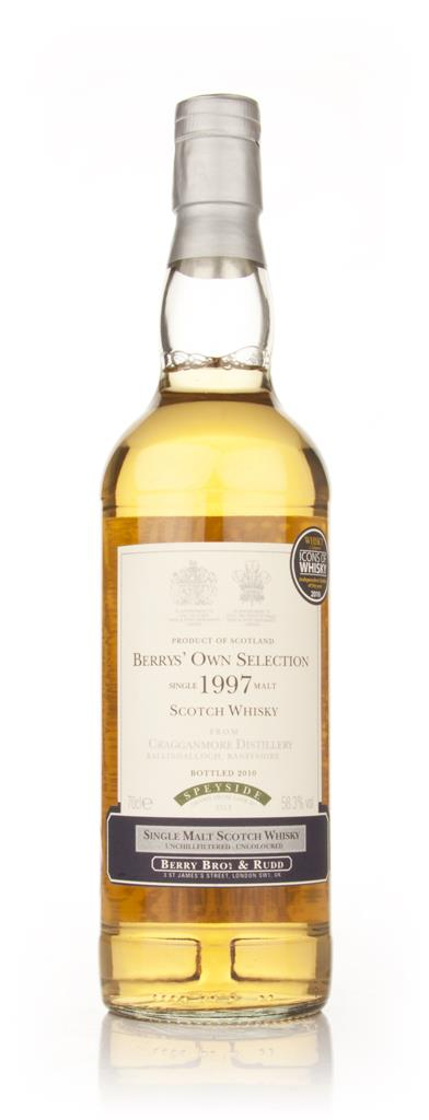 Cragganmore 1997 (Berry Brothers and Rudd) Single Malt Whisky