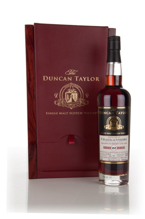 Cragganmore 22 Year Old 1993 (cask 428466) - The Duncan Taylor Single Single Malt Whisky 3cl Sample