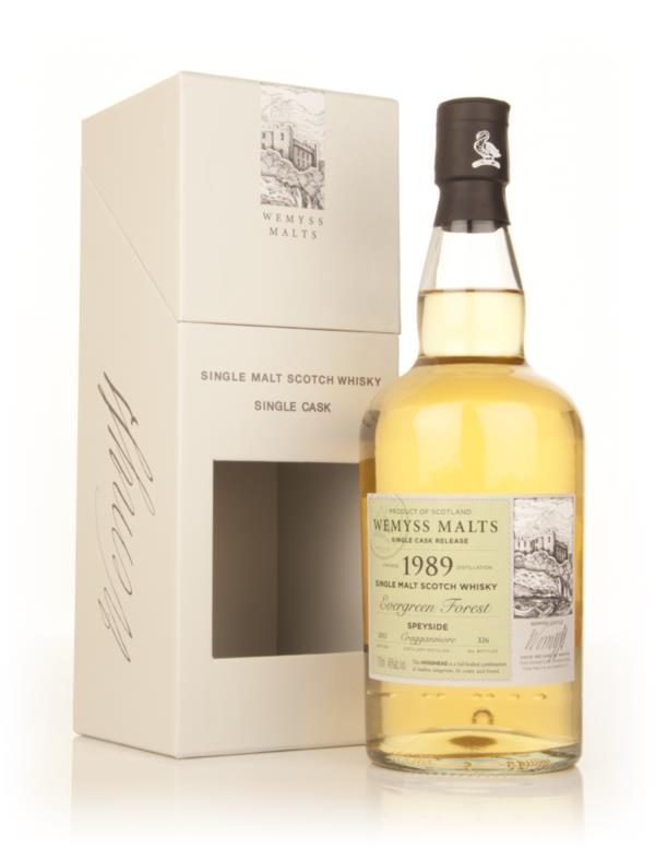 Evergreen Forest 1989 - Wemyss Malts (Cragganmore) Single Malt Whisky