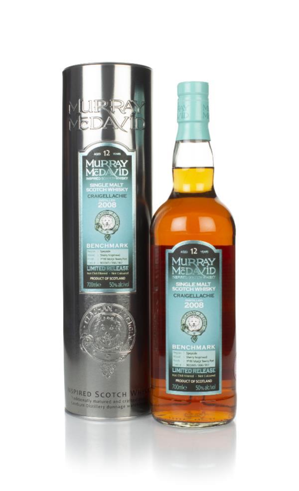 Craigellachie 12 Year Old 2008 (cask 900365/366/367) - Benchmark (Murr Single Malt Whisky