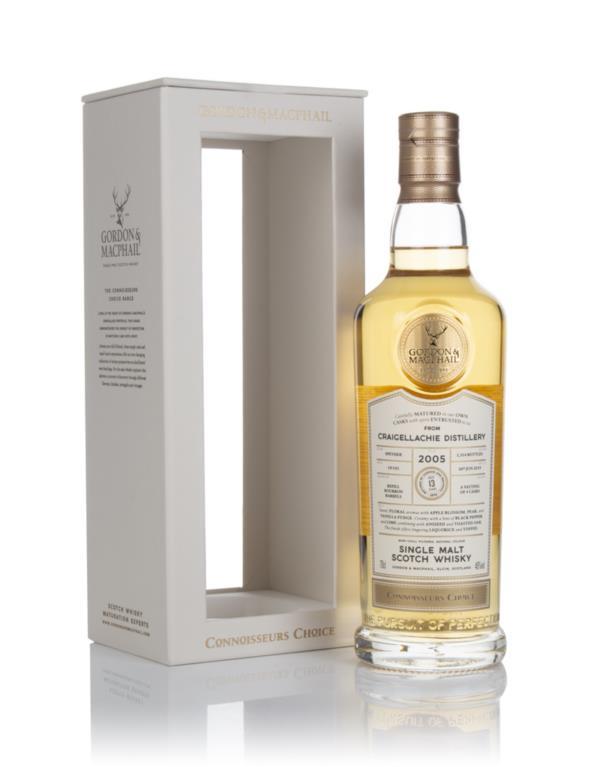 Craigellachie 13 Year Old 2005 - Connoisseurs Choice (Gordon & MacPhai Single Malt Whisky