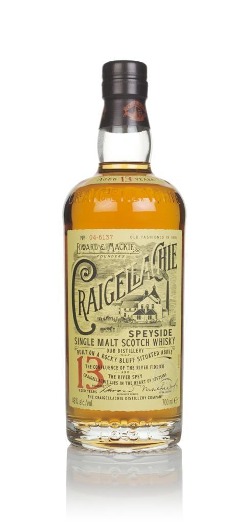Craigellachie 13 Year Old Single Malt Whisky