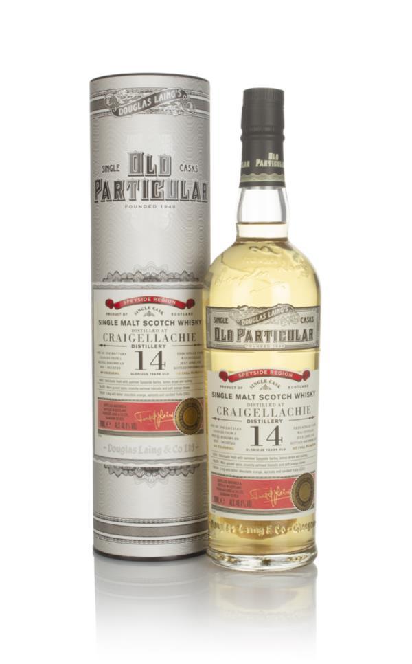 Craigellachie 14 Year Old 2005 (cask 13725) - Old Particular (Douglas Single Malt Whisky