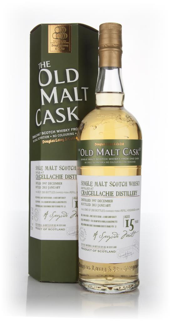 Craigellachie 15 Year Old 1997 Cask 9344 - Old Malt Cask (Douglas Lain Single Malt Whisky
