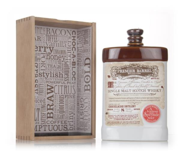 Craigellachie 8 Year Old - Premier Barrel (Douglas Laing) Single Malt Whisky