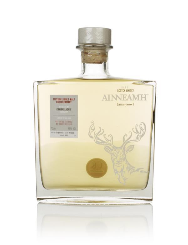 Craigellachie (cask WG222) - Ainneamh Single Malt Whisky