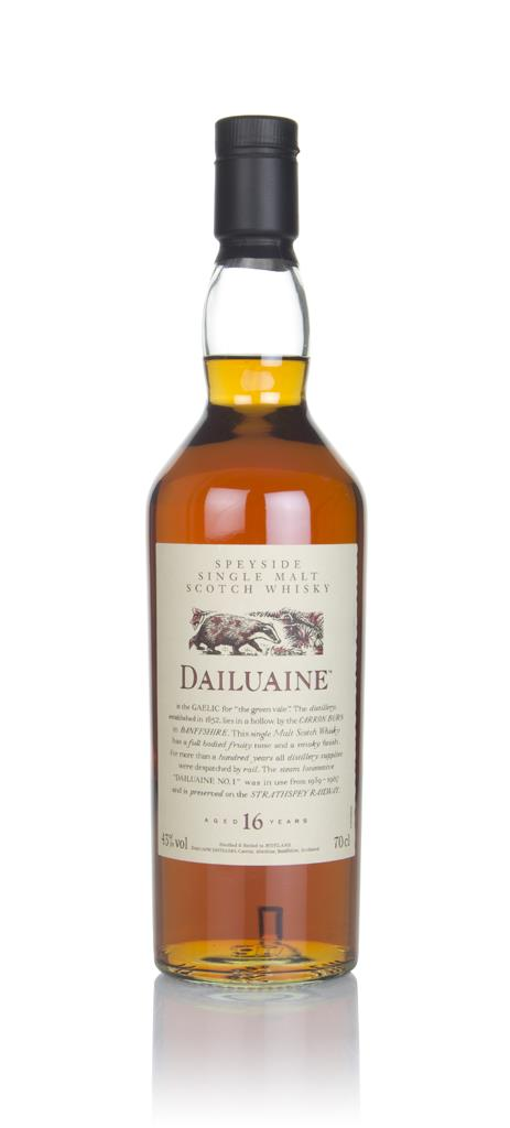 Dailuaine 16 Year Old - Flora and Fauna Single Malt Whisky