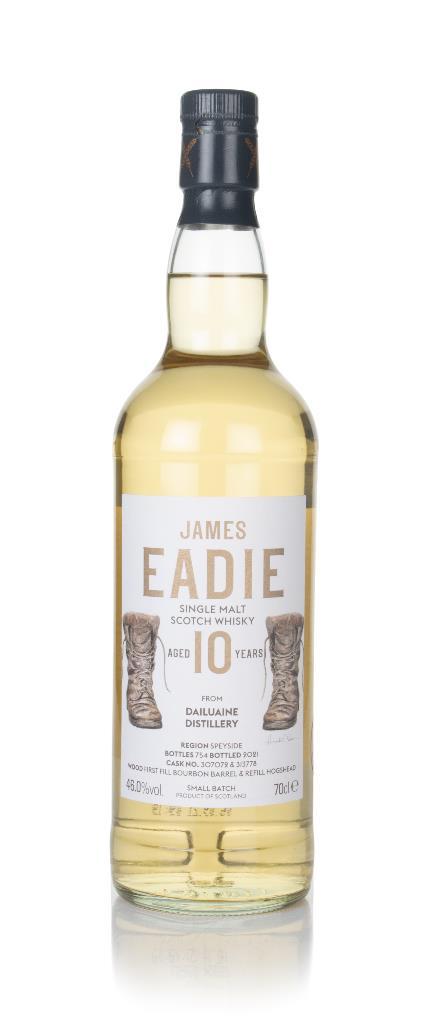Dailuaine 10 Year Old 2011 (casks 307072 & 317378) - Small Batch (Jame Single Malt Whisky