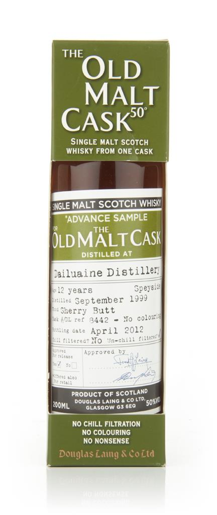Dailuaine 12 Year Old 1999 - Old Malt Cask (Douglas Laing) Single Malt Whisky