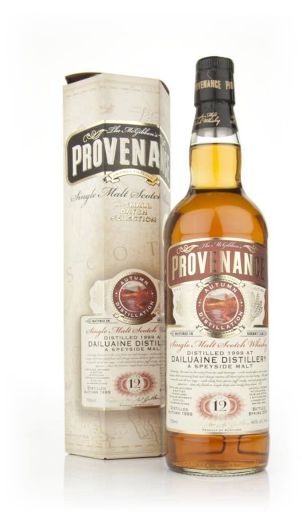 Dailuaine 12 Year Old 1999 Sherry - Provenance (Douglas Laing) Single Malt Whisky