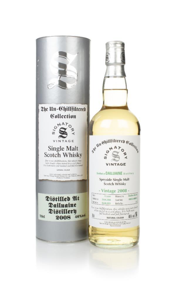 Dailuaine 13 Year Old 2008 (cask 800032 & 800038) - Un-Chillfiltered C Single Malt Whisky