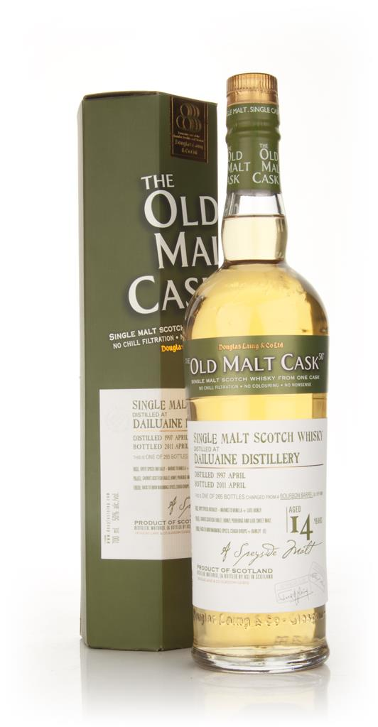 Dailuaine 14 Year Old 1997 - Old Malt Cask (Douglas Laing) Single Malt Whisky