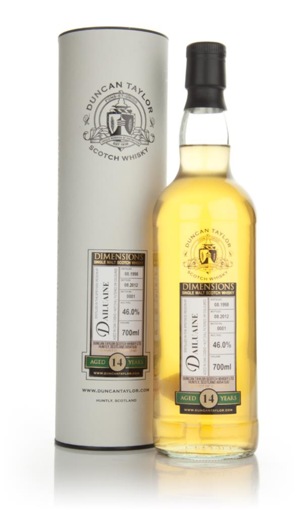Dailuaine 14 Year Old 1998 - Dimensions (Duncan Taylor) Single Malt Whisky