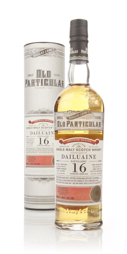 Dailuaine 16 Year Old 1997 (cask 10207) - Old Particular (Douglas Lain Single Malt Whisky