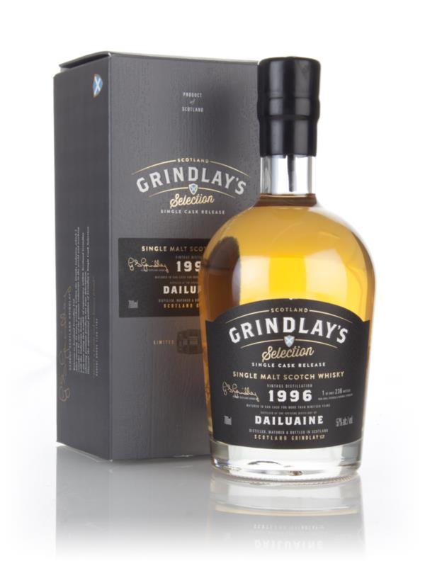 Dailuaine 19 Year Old 1996 (Scotland Grindlay) 3cl Sample Single Malt Whisky