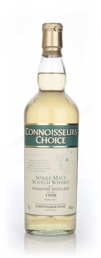 Dailuaine 1998 - Connoisseurs Choice (Gordon & MacPhail) Single Malt Whisky