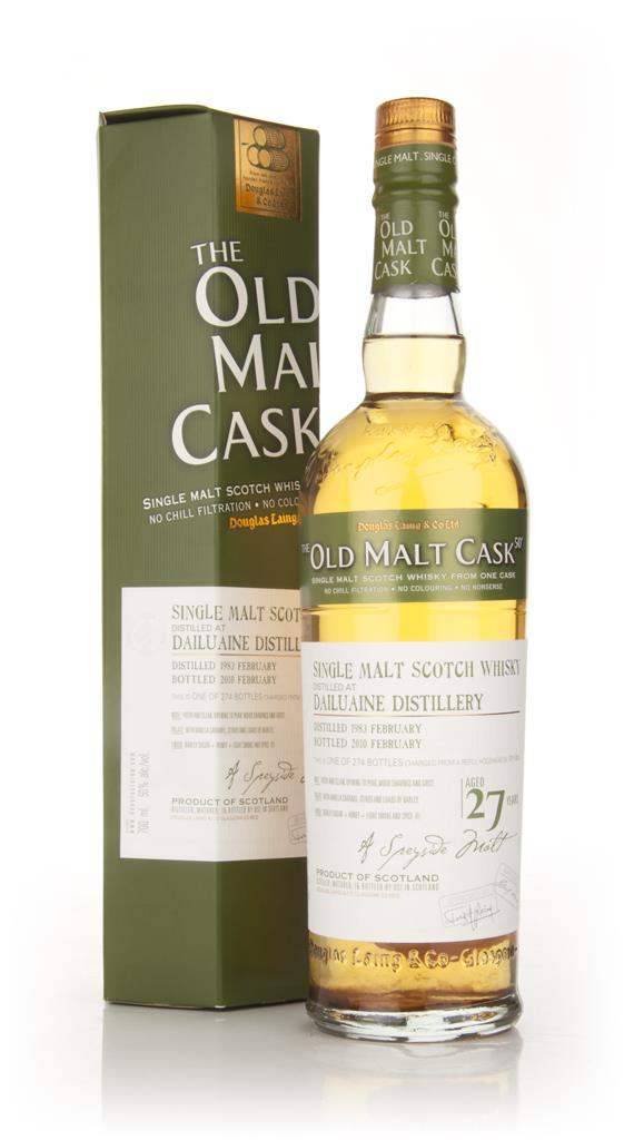 Dailuaine 27 Year Old 1983 - Old Malt Cask (Douglas Laing) Single Malt Whisky