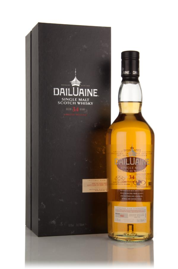 Dailuaine 34 Year Old 1980 (Special Release 2015) 3cl Sample Single Malt Whisky