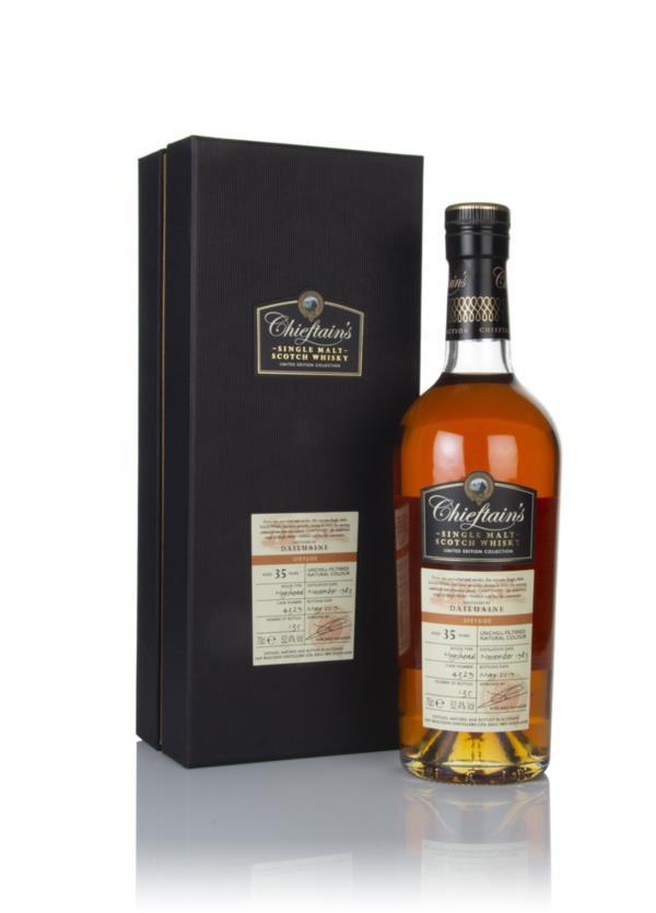 Dailuaine 35 Year Old 1983 (cask 4329) - Chieftain's (Ian Macleod) 3cl Single Malt Whisky 3cl Sample