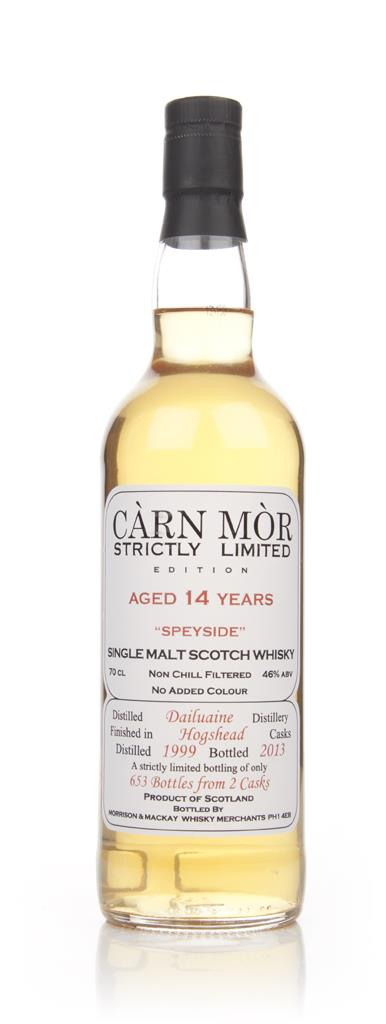 Dailuiane 14 Year Old 1999 - Strictly Limited (Carn Mor) Single Malt Whisky