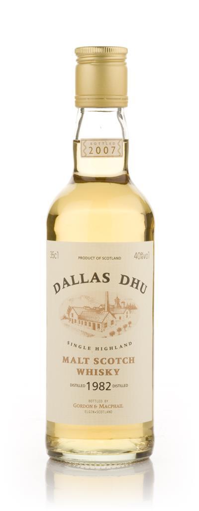 Dallas Dhu 1982 35cl (Gordon and MacPhail) Single Malt Whisky
