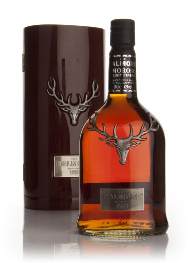 Dalmore 1981 Amoroso Sherry Finesse Single Malt Whisky
