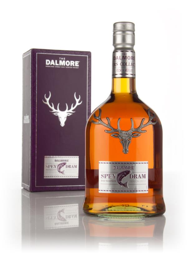 Dalmore Spey Dram - The Rivers Collection 2012 Single Malt Whisky
