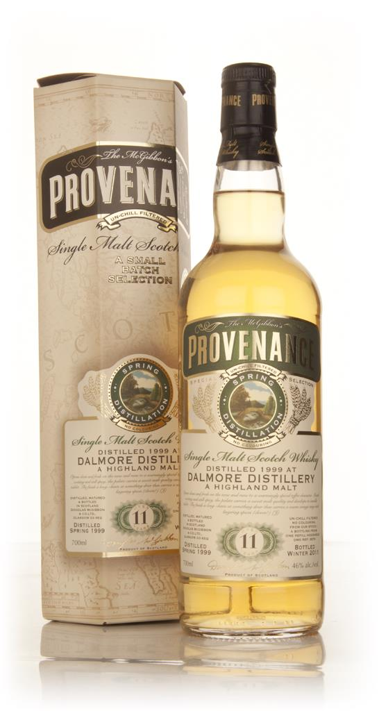 Dalmore 11 Year Old 1999 (cask 6879) - Provenance (Douglas Laing) Single Malt Whisky