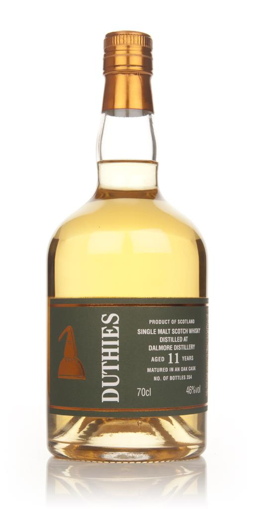 Dalmore 11 Year Old - Duthies (WM Cadenhead) Single Malt Whisky