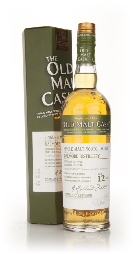 Dalmore 12 Year Old 1999 - Old Malt Cask (Douglas Laing) Single Malt Whisky