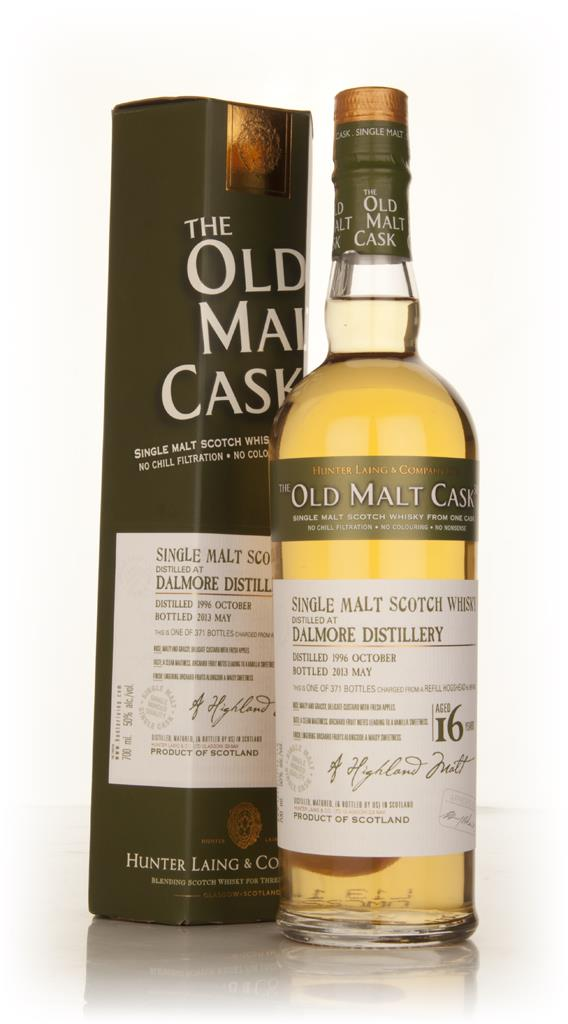 Dalmore 16 Year Old 1996 (cask 9816) - Old Malt Cask (Hunter Laing) Single Malt Whisky